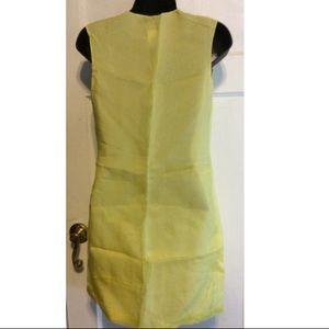 Calvin Klein Dresses - Calvin Klein Silk Lemonade Tunic Dress